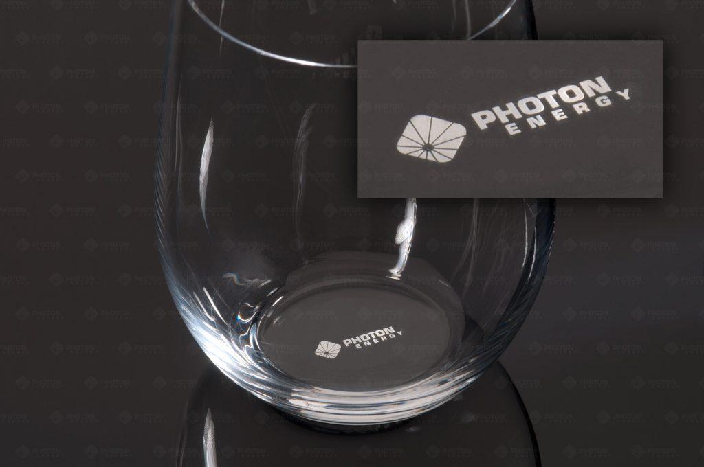 Laser Engraving on Glass
