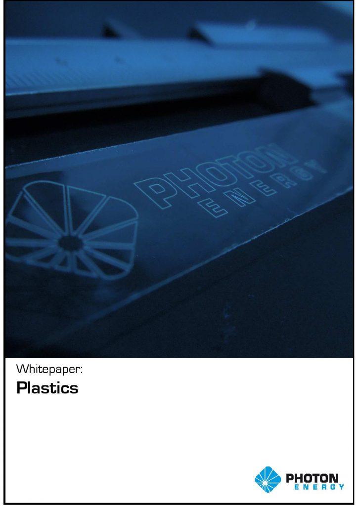 Preview Whitepaper: Plastics