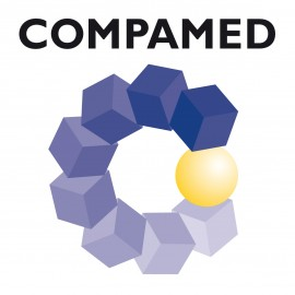 COMPAMED 2016 in Düsseldorf