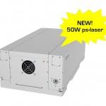 50 Watts ultrashort pulse laser cepheus
