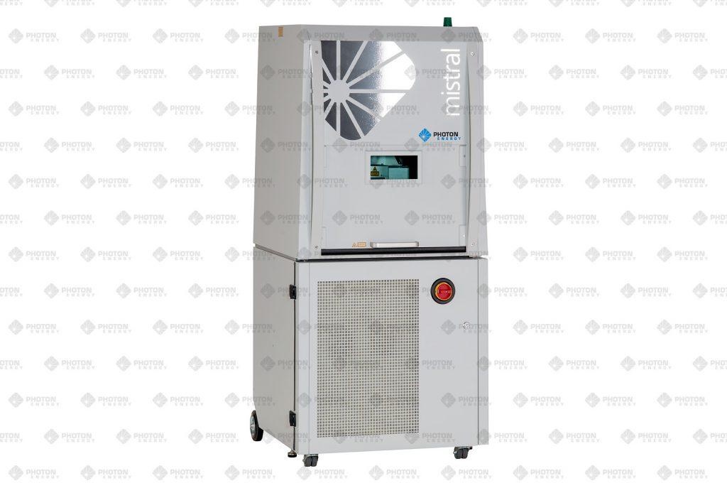 Lasermarkieranlage Mistral von PHOTON ENERGY
