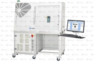 Laser marking system Workstation