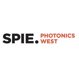 photonics west san Francisco logo