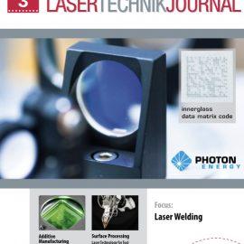 Article Lasertechnik Journal