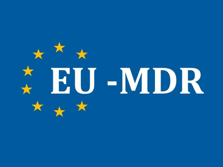 MDR – Umsetzung im Mai 2021