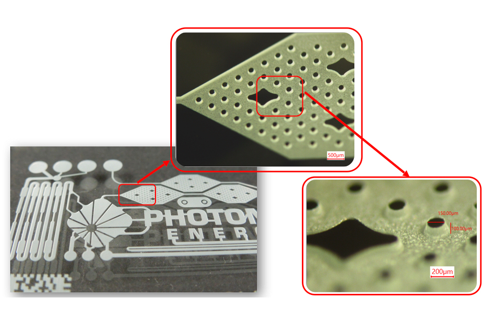 Lab-on-a-Chip Microfluidic Micromachining of Glass with Ultrashortpulse-Laser