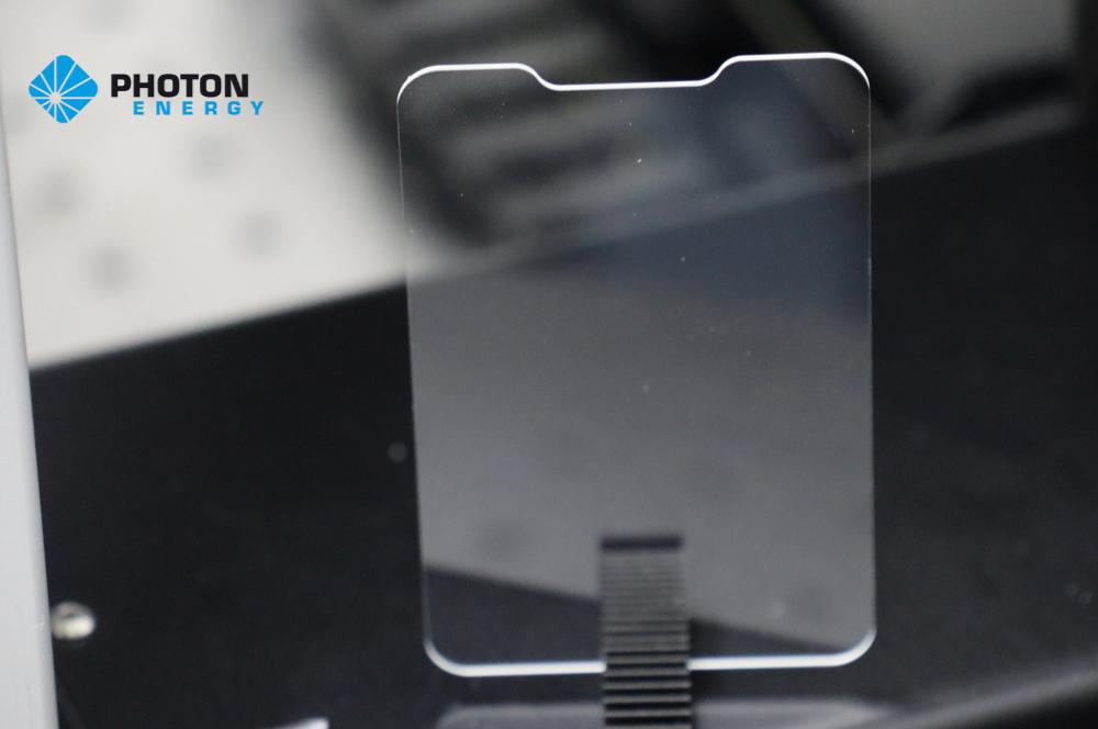 Laserschneiden von Glas mit Ultrakurzpulslaser