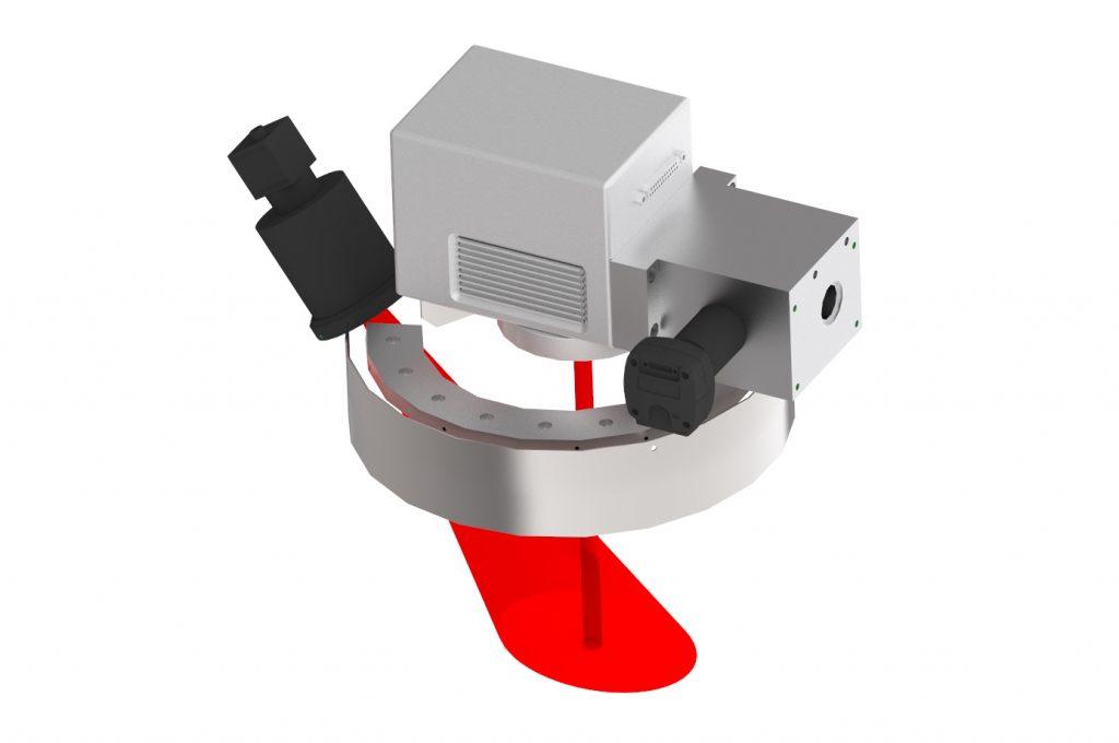 Laser Kamerasystem CamVision-Combi für hochpräzise Laserbeschriftungen und Lasermarkierungen