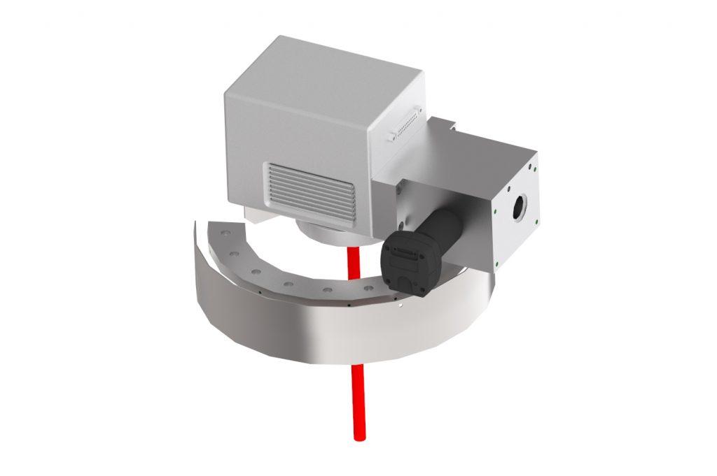 Laser Visionsystem CamVision-Pro für hochpräzise Laserbeschriftungen und Lasermarkierungen