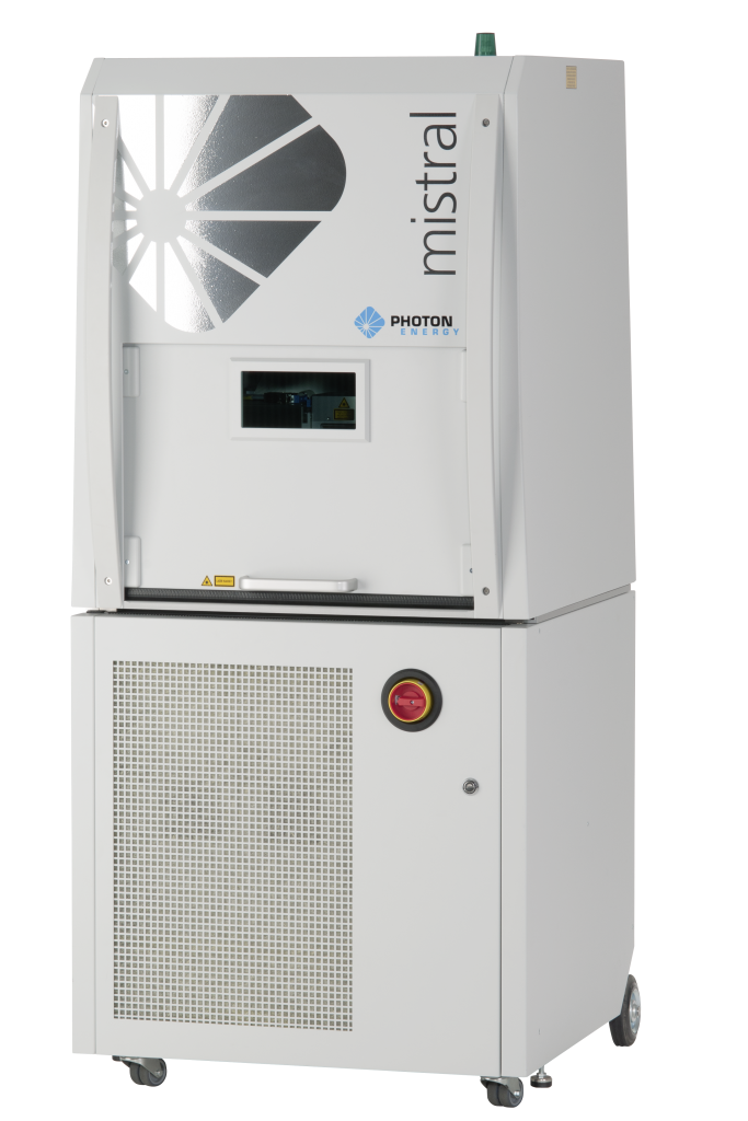 Lasermarkiersystem MISTRAL für Laserbeschriftung und Lasermarkierung