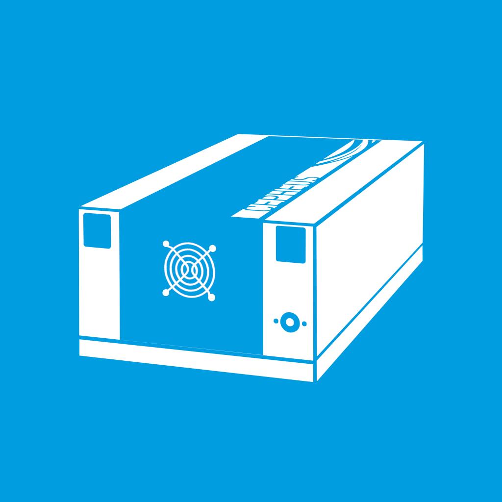 Laserstrahlquellen für Laserbeschriftung, Lasergravur, Mikrobearbeitung, Laserschneiden und Laserbohren