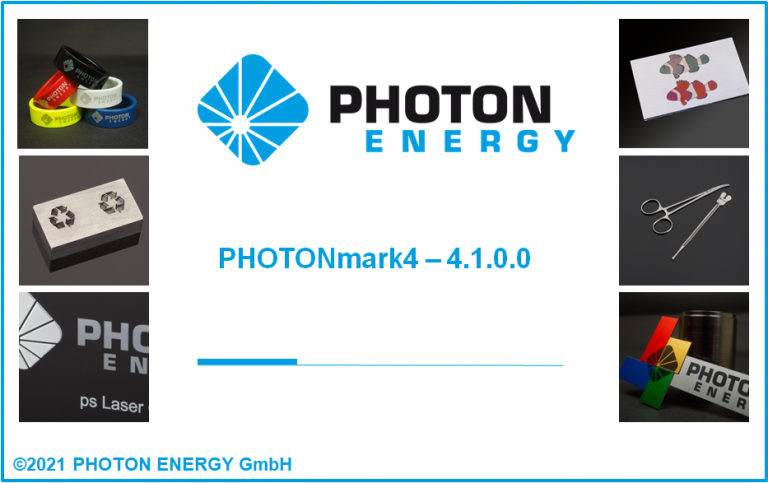 PHOTON ENERGY presents a comprehensive update of the marking software PHOTONmark
