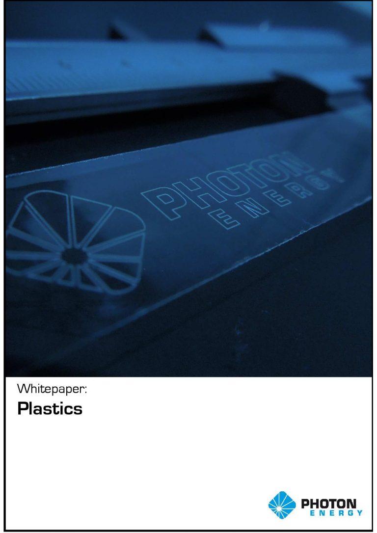 "Whitepaper: ""Laser processing on Plastics"""